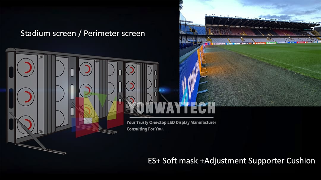 Economic & Energy Saving IP65 Front Service Outdoor Advertising LED Display (7)