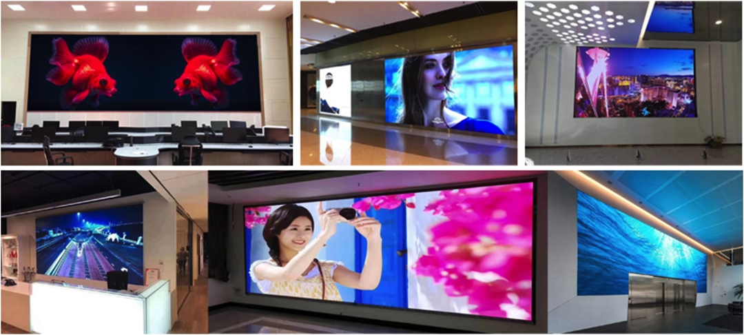 Indoor Fixed Commercial Advertising LED Screen (5)
