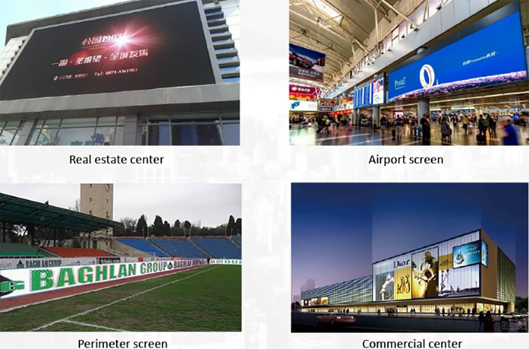 Outdoor Front Maintain LED Display Screen,Advertising Digital Billboard (2)